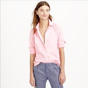 J. Crew Factory Haberdashery Button Down Shirt